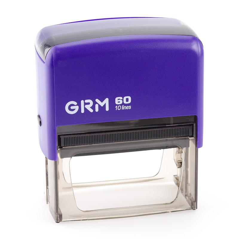 Grm 60 Office. Автоматическая Оснастка Для Штампа 76х37мм