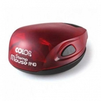 Карманная оснастка. Colop stamp mouse R40-30 Ø 40 мм